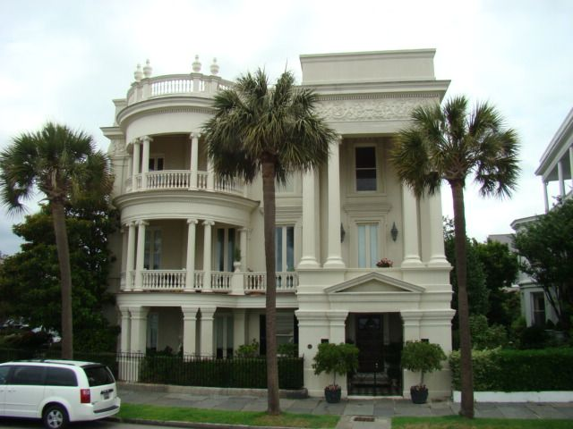 South Carolina Charleston Homes